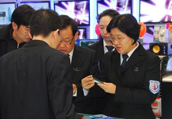 扬州开展联合专利执法专项行动