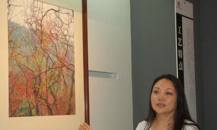 """刺绣针法""""滴滴绣"""" 成功注册南京商标"""