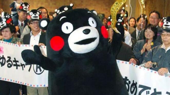 2020年东京奥运会,熊本熊无缘火炬手竟是因商标抢注!