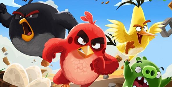《愤怒小鸟》版权方控告美加州一餐厅标志侵权
