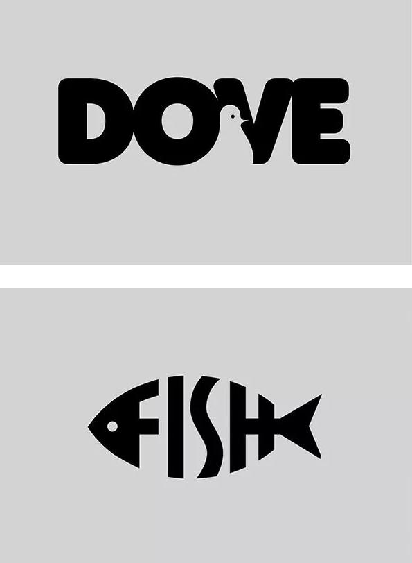 这些英文商标设计得太像了!