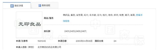 """""""无印良品""""商标之争终审宣判 良品计画、上海无印良品败诉"""
