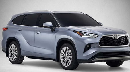 一汽丰田注册陆泽/陆放商标:或用于全新中型SUV