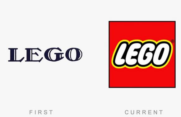 那些世界著名商标的前世今生,你能认出几个原来的商标?