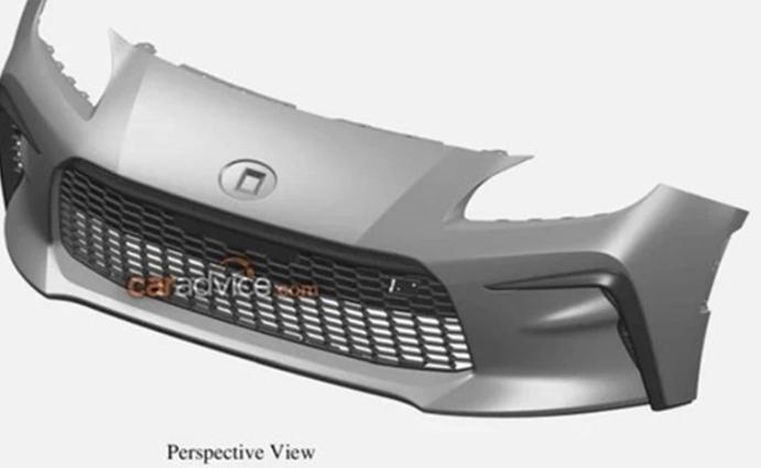 搭载2.4L引擎,或年内登场,丰田GR86专利图露出。