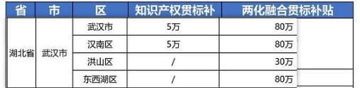 """2021年最新湖北省武汉市""""知识产权贯标""""奖励政策!"""