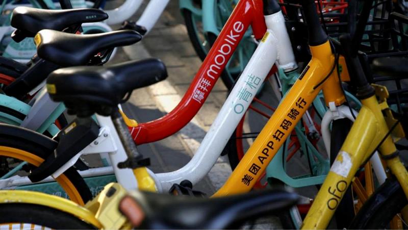 共享单车的柠檬绿能注册颜色商标吗?