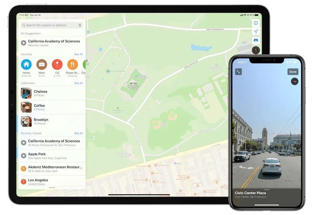 妥协了?苹果同意与LBS就Apple Maps侵权案达成和解