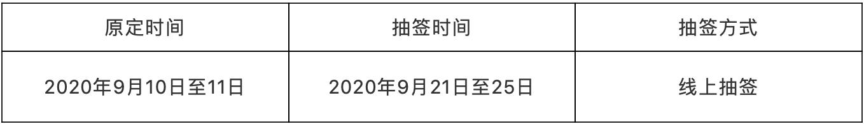 国家知识产权局商标局关于变更九月份商标注册同日申请抽签时间及方式的通告