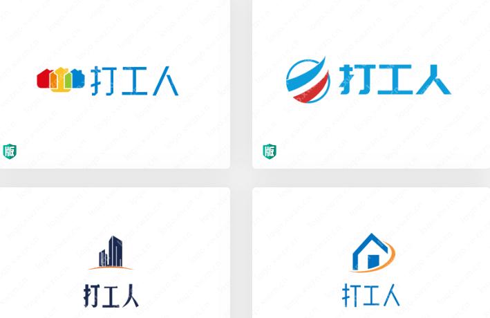 """""""打工人""""logo设计赏析,你喜欢吗?"""