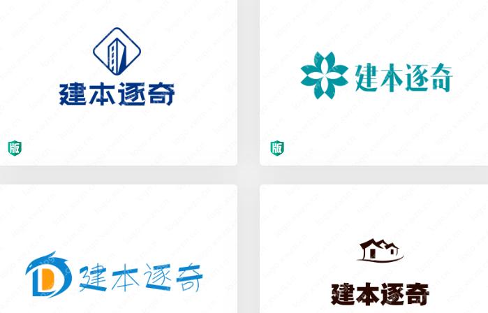 """8个建筑行业的""""建本逐奇""""logo 设计,从中找找灵感吧!"""
