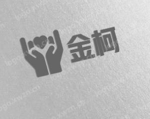 商贸公司LOGO设计:【金柯】