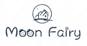 """饰品英文名""""Moon Fairy""""logo设计作品合集"""