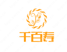 """20个""""千百寿""""logo 设计,从中找找灵感吧!"""
