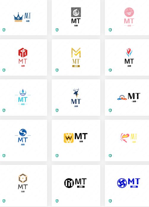 """不锈钢公司logo设计:""""MT """"要求通俗易懂"""