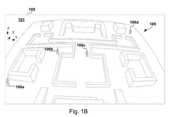 2021年6月21日索尼申请VR新专利:用户可通过PSVR体验沉浸式游戏直播