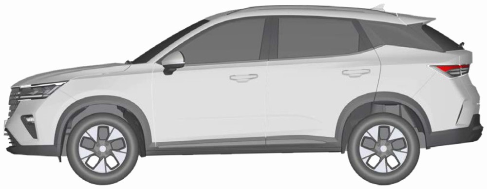 2021年7月21日吉利星越L正式上市;五菱全新SUV专利图曝光