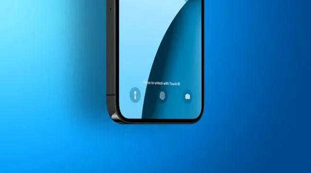 2021年7月30日苹果获得新专利,可在屏幕中嵌入触控ID或面容ID