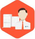 一品标局知识产权售后服务人员向国家商标局提交商标注册申请