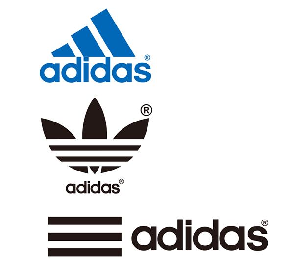 三条平行间条是阿迪达斯的品牌标志,在阿迪达斯的服装、鞋类产品设计都可以看到这个特色标志,阿迪达斯的三种标志分别具有其不同的含义,一品商城为您解析:       1.阿迪达斯三叶草logo   很多人因为外形的原因都认为阿迪达斯三叶草的标志代表的是一朵盛开的花,分别代表着奥运精神(同时也是全世界运动员一直以来追求的目标)中的更高,更快,更强。但是实际上,阿迪达斯三叶草标志原本代表的是将三个大陆板块连接在一起其形状如同地球立体三维的平面展开,与世界地图非常相似,象征着延展到全世界的运动力量。同时,这